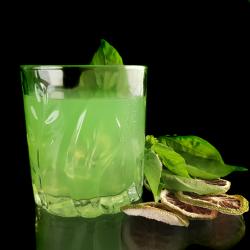Skinny Gin Basil Smash Lebanon