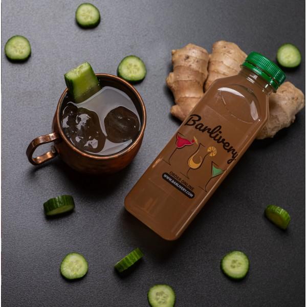 London Mule Cocktail